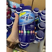 Viên uống Vitamin tổng hợp cho Nam - One a day Men's Multivitamin 300 viên mẫu mới