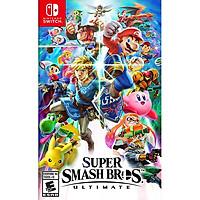 Đĩa game super smash bros ultimate cho nintendo switch - Hàng nhập khẩu