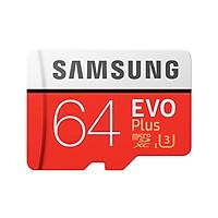 Thẻ Nhớ Micro SD Samsung Evo Plus 64GB U3 Class 10 - 100MB/s  - Hàng Chính Hãng