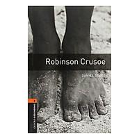 Oxford Bookworms Library (3 Ed.) 2: Robinson Crusoe