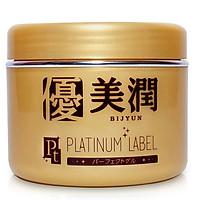 Kem dưỡng trắng mịn da Platinum Label Nhật Bản ( 175g) Hộp vàng