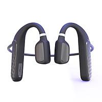 Md04 Bone Conduction Headphones Bluetooth 5.0 Music Call Function Earphone Waterproof Headset
