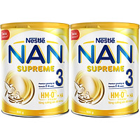 Bộ 2 Sữa Bột Nestlé Nan Supreme 3 Lon 800G (Công Thức Bổ Sung 2HM-O)