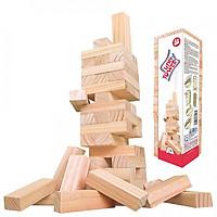 Đồ Chơi Gỗ Forkids Rút Gỗ Mộc Funny Tower