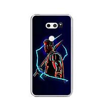 Ốp lưng dẻo cho điện thoại LG V30 - 0333 AV03 - Hàng Chính Hãng