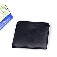 Ví bóp nam size nhỏ tiện dụng VN01 màu đen có ngăn bí mật 108 x 92 cm