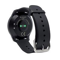 Dây Thay thế cho đồng hồ thông minh Q-Watch I-gotU Q-90, Q82 - Màu Đen - Hàng chính hãng
