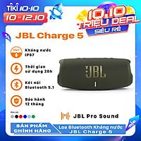 Loa Bluetooth JBL Charge 5-Hàng Chính Hãng-chọn mầu ngẫu nhiên