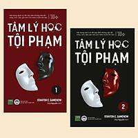 Sách - Combo 2 Cuốn Tâm Lý Học Tội Phạm - 1980Books (lẻ, combo tuỳ chọn)