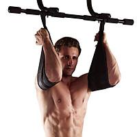 Bộ 2 dây treo tập cơ bụng 6 múi tập gym cao cấp bản lớn khóa thép Muscle -XF290