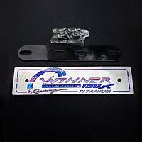 Bảng Tên Winner Titan Kèm Ốc Inox Thái MS1282 - Tặng Kèm 2 Pin Maxell Cao Cấp
