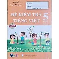 Sách - Đề kiểm tra Tiếng Việt 5 học kì I