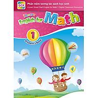 i-Learn Smart Start English for Math 1 Phần mềm tương tác sách học sinh