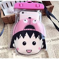 Túi đựng điện thoại chống thấm nước hoạt hình dễ thương (mẫu ngẫu nhiên)