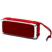 Loa Bluetooth Âm Thanh Bass Sống Động PKCB NR-4020 Wireless Đỏ - Hàng Chính Hãng