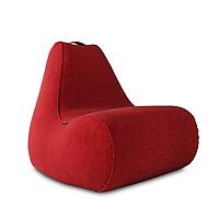 GHẾ LƯỜI PARAISO (Paraiso indoor beanbag chair) CHẤT LIỆU VẢI NHẬP KHẨU MÀU ĐỎ - TARUJO