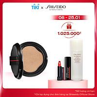 Bộ sản phẩm Phấn nước Shiseido Synchro Skin Self-Refreshing Cushion Refill(+ Case) 13g
