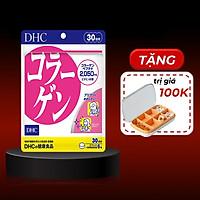 Viên uống Làm Đẹp Da DHC Collagen Nhật Bản + Tặng Kèm Hộp Chia Thuốc