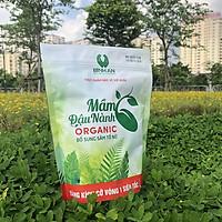 Thực phẩm bảo vệ sức khỏe - Mầm đậu nành Organic