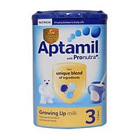 3 HộpSữa Bột Aptamil 3 Growing Up Milk (900g)