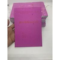 Hoá đơn bán lẻ 1 liên - Khổ giấy A5 tiện dụng cho quán ăn, tạp hoá