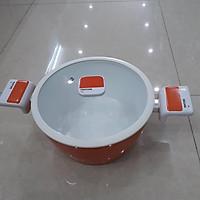 NỒI MONETA PANTONE 24CM màu cam - Hàng chính hãng