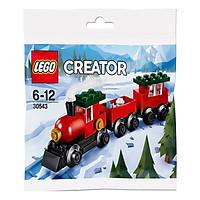Bộ Lắp Ráp Tàu Lửa Lễ Hội LEGO CREATOR 30543 (66 chi tiết)