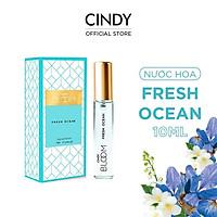 [GIFT] Nước hoa cindy bloom Fresh ocean 10ml