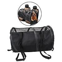 Foldable Pet Dog Bag for Car Use Portable Lightweight Convenient Comfortable