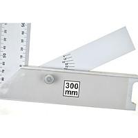 Thước đo đa gốc độ hợp kim nhôm 300mm/12″ chính hãng C-MART D0017-12