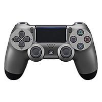 Tay Cầm PlayStation PS4 Sony Dualshock 4 (Màu Xám Đen) - Hàng Chính Hãng