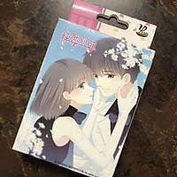 Bộ bài tú lơ khơ anime manga Con tim rung động 54 ảnh khác nhau