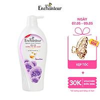 Dầu gội nước hoa Enchanteur Sensation gợi cảm tinh tế dưỡng tóc siêu mượt 650gr