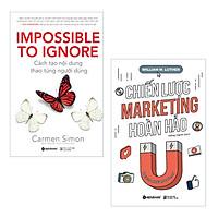 Combo Chiến Lược Marketing Thao Túng Người Dùng: Cách Tạo Nội Dung Thao Túng Người Dùng + Chiến Lược Marketing Hoàn Hảo