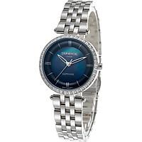Đồng hồ nữ siêu mỏng Sunrise 2217AB Đính Đá kính Sapphire chống xước - Fullbox chính hãng