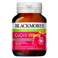 Thực Phẩm Chức Năng Blackmores COQ10 150mg (30 Viên)