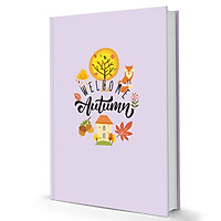 Sổ Tay Notebook - Welcome Autumn