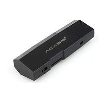Đầu đọc thẻ nhớ SD, MicroSD(TF) USB 3.0 Acasis IS001  - Hàng Chính Hãng
