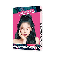 Lomo card Blackpink Jennie