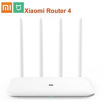 Chính Hãng Xiaomi Router 4 Repeater 2.4G 5GHz 1167Mbps Cáp Quang Full Gigabit Thông Minh Router 128 mb