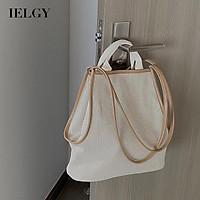 Túi đeo vai phong cách retro cỡ lớn thiết kế xinh xắn cho nữ