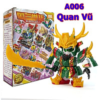 Đồ Chơi Lắp Ghép Xếp Hình Lego Gundam Quan Vân Trường