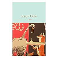 Aesop's Fables - Macmillan Collector's Library (Hardback)