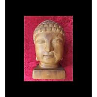 Tượng mặt Phật phong thủy A01