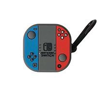 Ốp Silicon Bảo Vệ cho tai nghe Galaxy Buds Pro/ Buds Live Hình Nintendo Switch Kèm Móc Treo