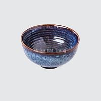 Bát Tô Sâu Men Xanh Hoả Biến D17 & D22 ( 2 size) - Bát Tô Cup - Gốm Sứ Cao Cấp Bát Tràng