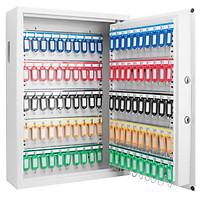 Tủ treo chìa khóa Barska 100 Key Cabinet Digital (100 chỗ móc chìa, khóa kỹ thuật số) - Hàng chính hãng