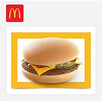McDonald's - Cheese Burger (E-code 29k Cheeseburger)