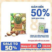 Hộp Hạt Macca Dinh Dưỡng Cho Mẹ REAL FOOD STORE (400g)