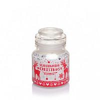 Hũ nến thơm Bartek Candles BAT4546 Scandinavian Christmas 130g